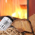 Ofen mit Heizungsthermostat